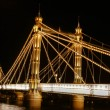 Albert Bridge — Stockfoto