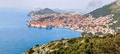 Panorama Of Dubrovnik — Stock Photo