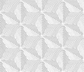 Decorative seamless pattern stars — ストックベクタ