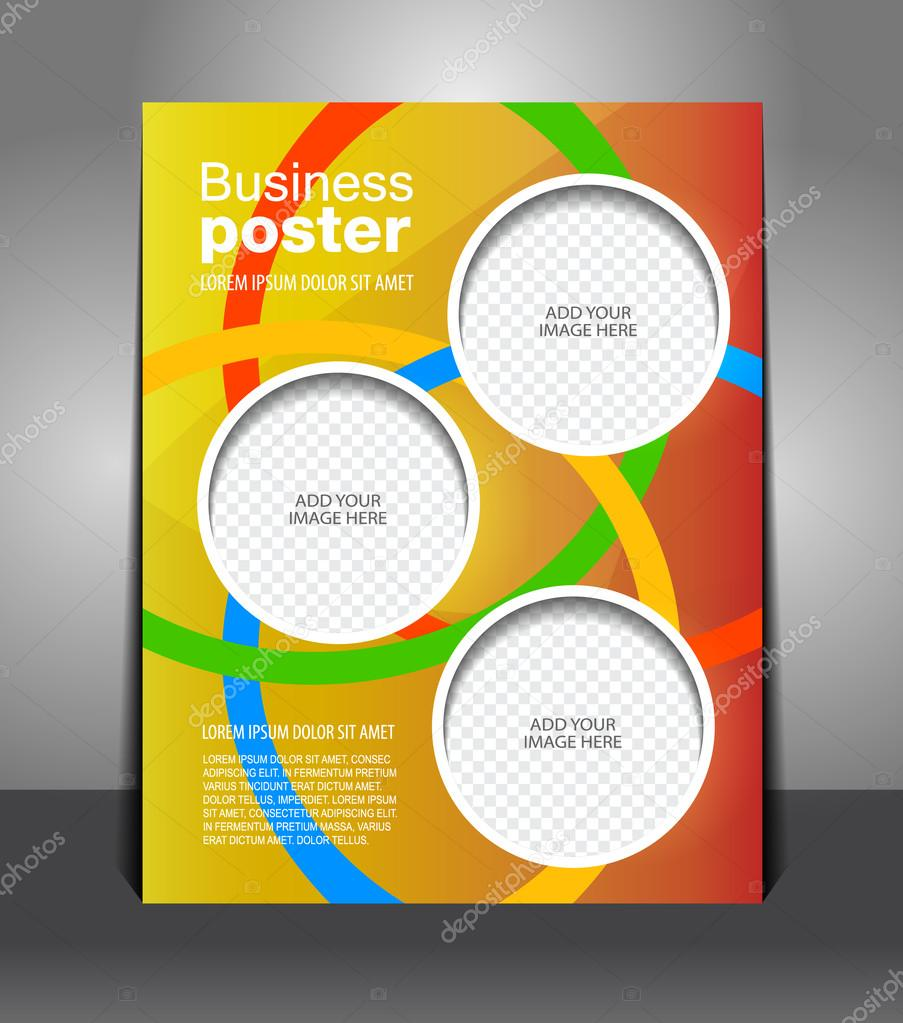 Business Poster Templates 28 Images Corporate Business