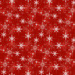 Stock Vector: Christmas wrapping paper pattern