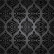 Seamless vector damask pattern — Stock Vector