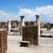Ruins of Pompeii, Italy — Stock Photo