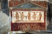 Ancient kitchen in Pompei — ストック写真