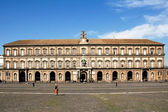 The Royal Palace in Naples, Italy — Stock Photo