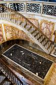 Lateran Basilica San Giovanni interior in Rome — Foto Stock