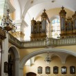 Interior of church in Prostejov, Czech Republic — Stock Photo #36896283