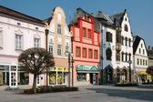 Lanskroun city, Czech Republic — Stock Photo