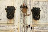Door Knockers — Stock Photo