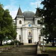 Stock Photo: Famous pilgrimage church Saint Hostyn in Moravia