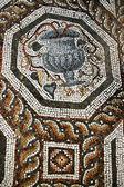 Antico mosaico romano — Foto Stock