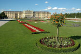 Vienna, Schonbrunn Palace — Stock Photo