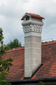 Chimneys — Stockfoto
