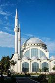 Ebu bekr mešita, skadarské, albánie — Stock fotografie