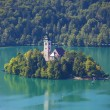 Stock Photo: Lake bled2