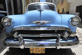 Carro cubano — Foto Stock