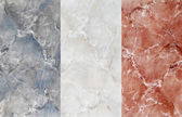 French flag marble — Stock Photo