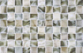 Square tiles in marble with colorful effects — Photo