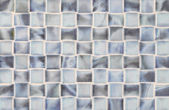 Square tiles in marble with colorful effects — Stock Photo