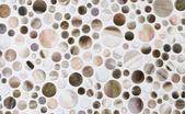 Marble tiles ball — Stockfoto