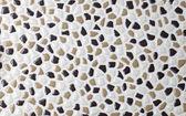 Marble tile mosaic — Stock Photo