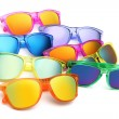 Colored sunglasses, summer concept — Stock Photo #44567717