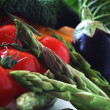 Seasonal vegetables — Foto de Stock