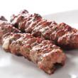 Lamb shish kofta kofte kebab — Stock Photo #41067507