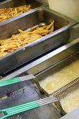 Patatas fritas — Foto de Stock