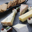 Cheese selection platter — Stock Photo #50594941