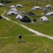 Velika Planina — Stock Video #32115011