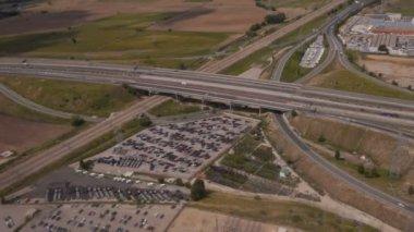 Highway traffic — Wideo stockowe