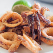 Fried calamari rings — Stock Photo #31344517
