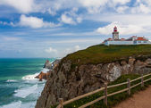 West most point of Europe ( Cabo da Roca) — Stock Photo