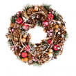 Christmas Wreath — Stock Photo #36330191