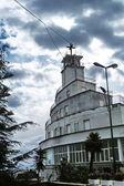 италия, кампанья, сельская церковь в городе bacoli — Стоковое фото