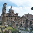 Italy, Rome, the Imperial Forum — Stock Photo
