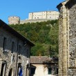 San Leo fortress, Emilia Romagna, Italy — Stock Photo