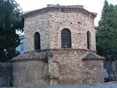 Italy, Ravenna, Baptistery of the Arians — Stock Photo