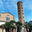 Italy, Ravenna, Basilica of St  Apollinare Nuovo — Stock Photo