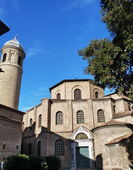 Italy, Ravenna, San Vitale Basilica — Stock Photo