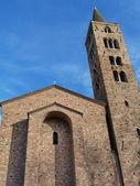 Italy, Ravenna, Romanic church — Stock Photo