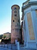 Italy, Ravenna, church of San Giovanni e Paolo — Stock Photo