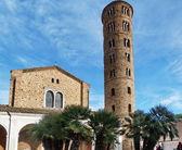 Italy, Ravenna, Basilica of St Apollinare Nuovo — Stock Photo
