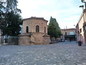 Italy, Ravenna, Baptistery of the Arians — Stock Photo