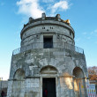 Stock Photo: Mausoleum of Theodoric in Ravenna, Italy