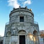 The Mausoleum of Theodoric in Ravenna, Italy — Stock Photo #33256771