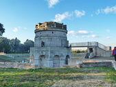 The Mausoleum of Theodoric in Ravenna, Italy — Stock Photo
