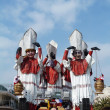 Stock Photo: Viareggio carnival, Italy