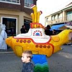 Viareggio carnival — Stock Photo
